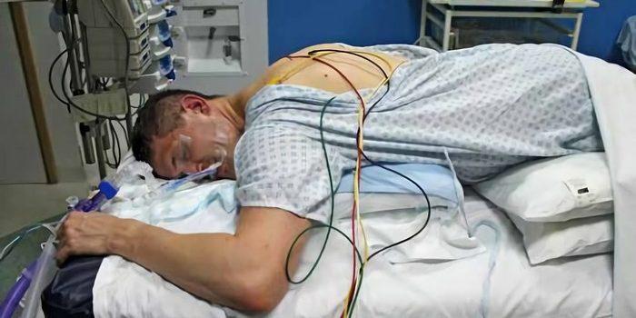 Как трябва да лежи болният от COVID-19