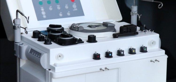 Българска компания дари апарат за плазмафереза на сдружението