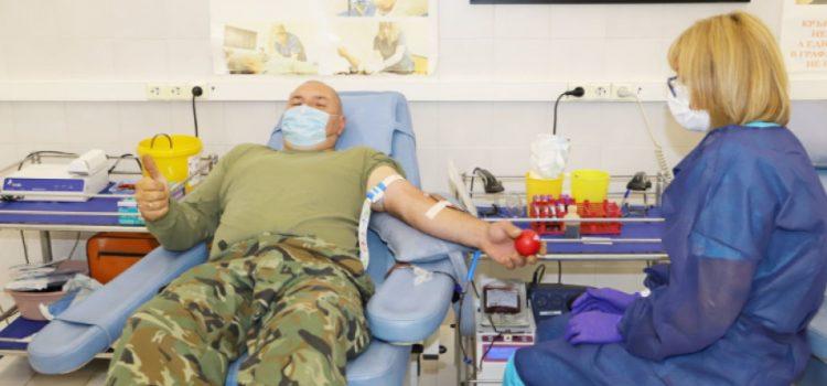 Във Варна извличат кръвна плазма с два апарата