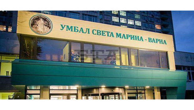 Прокурори и следователи дариха апарат за извличане на кръвна плазма на варненска болница