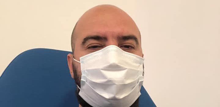 Димитър Йонов – шесто даряване