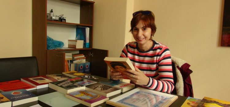 Катя Андреева дари 4 пъти реконвалесцентна плазма