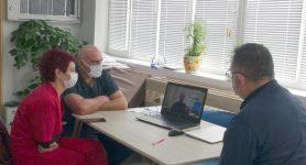 Сдружението проведе среща с лекари от МБАЛ Асеновград