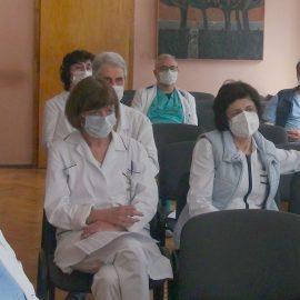 """Как в МБАЛ """"Д-р Т. Венкова"""" лекуват с хиперимунна плазма"""