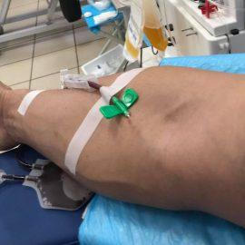 Облекчени условия за даряване на реконвалесцентна плазма искат лекари