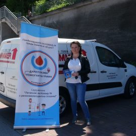 Информационна кампания в Плевен