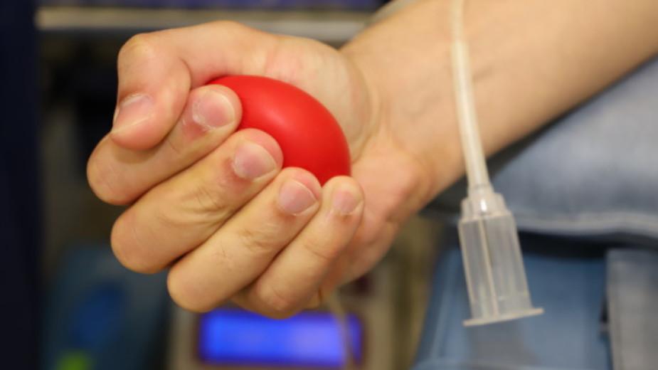 В Москва призоваха ваксинираните да даряват плазма