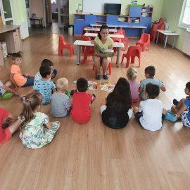 Детската градина в с. Строево получи дарение от Сдружението
